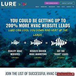 HVAC Websites for Leads - HVAC Website Design & Marketing