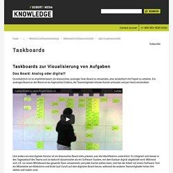 Taskboards - Websoftware & Portale - Öffentliches //SEIBERT/MEDIA-Wiki