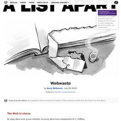 Webwaste