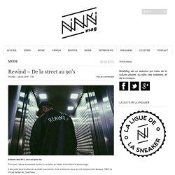 Webzine lyonnais qui traite de la culture urbaine, du style, des sneakers, et de la musique