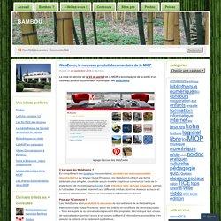 WebZoom, le nouveau produit documentaire de la MIOP