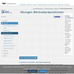 Wechselpräpositionen - mein-deutschbuch.de