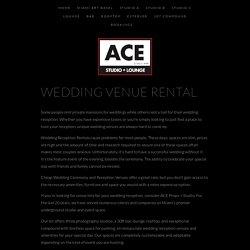 Wedding Reception Halls In Miami