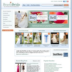 Used Wedding Dresses | Buy & Sell Used Wedding Gowns | BravoBride