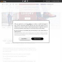 Top 5 wedding attire ideas for men: Look exclusive and attractive - Vantier Shooes