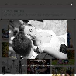 Zurich Wedding Photographer – Ruxi Balea