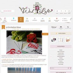 Wedloft by WeddingWindow.com - StumbleUpon