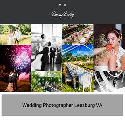Wedding Photographer Leesburg VA -Rodney Bailey