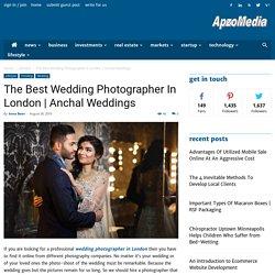 The Best Wedding Photographer In London