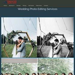 Wedding Photo Editing Services & Pro Image Retouching