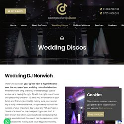 Wedding dj: make your special day is truly a memorable