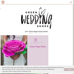 Wedding Trends for Stylish + Creative Brides - StumbleUpon