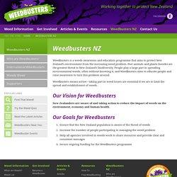 Weedbusters NZ