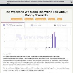 The Weekend We Made The World Talk About Bobby Shmurda - Leepse