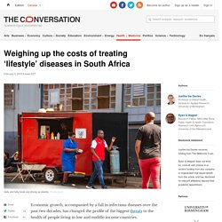 Weighing up the costs of treating 'lifestyle' diseases in South Africa