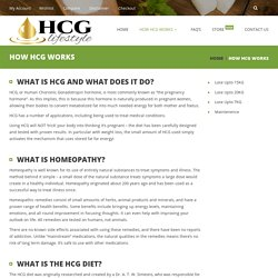 HCG Weight Loss Drops Australia