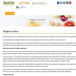 weight loss clinic Delhi