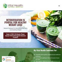 Detox & Weight Loss Retreat in Melbourne