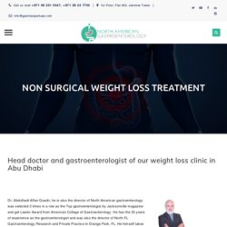 Non-Surgical weight loss Abu Dhabi