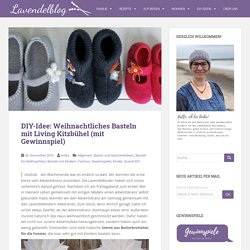 DIY-Idee: Weihnachtliches Basteln mit Living Kitzbühel (mit Gewinnspiel) - Lavendelblog