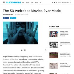 Weirdest Movies Ever Made