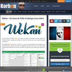 Wekan – Un clone de Trello à héberger vous-même «