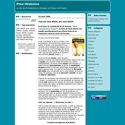 welch : Pme-Webzine