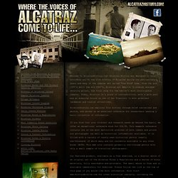 Welcome to Alcatraz