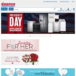 Offering thousands of items you won't find in your local Costco.