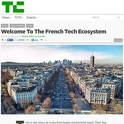 Welcome To The French Tech Ecosystem