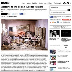 Welcome to the doll's house for fatalists