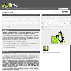 Welcome to Jlime · Jlime