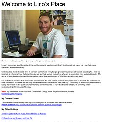 Welcome to Linos Place