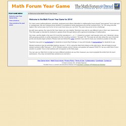 2013 Mathematics Puzzle Rules
