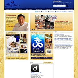 Ming.com - The official website of Chef Ming Tsai