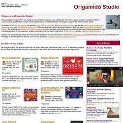 Welcome to Origamido Studio!