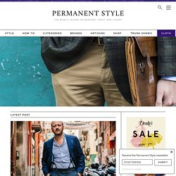 Welcome - Permanent Style