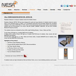 Welcome To Nesa Radiation Solutions