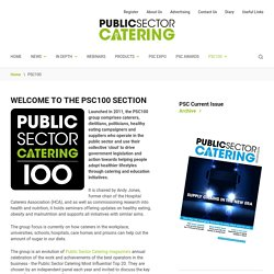 WELCOME TO THE PSC100 SECTION