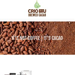 Welcome starter kit – Crio Bru