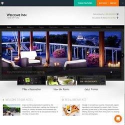 Welcome Inn - Travel WordPress Theme