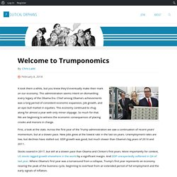 Welcome to Trumponomics – Political Orphans