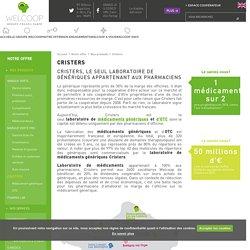 Welcoop, Groupe Conseil Santé - Cristers