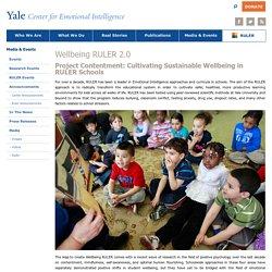 Wellbeing RULER 2.0