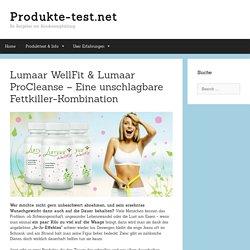Lumaar WellFit und Lumaar ProCleanse sind beide Abnehmmittel