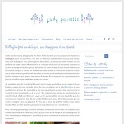 Wellington farci aux châtaignes, aux champignons et aux épinards – Le blog de Lady Pastelle