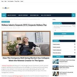 Wellness Industry Corporate 2019