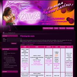 LATINO WELLNESS CLUB - Zumba Danse Latino - Planning des cours de Zumba Fitness à Valenciennes, Saint-Amand-les-Eaux, Condé sur l'Escaut et en Belgique