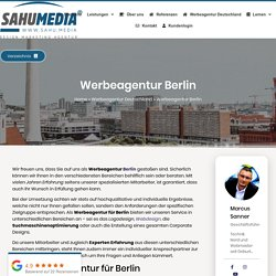 Werbeagentur Berlin: Webdesign & SEO