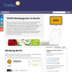 Top30 Werbeagentur Berlin Werbung Firmen